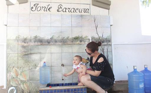 Laboratórios da Espanha e EUA atestam pureza da água de Ibirá