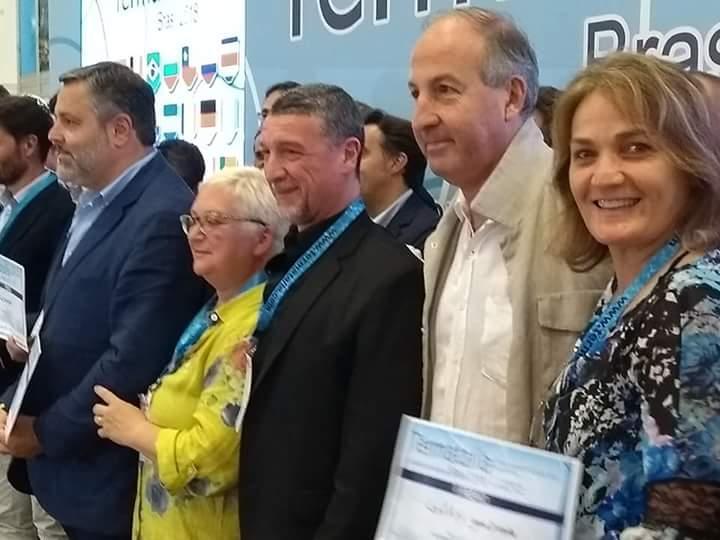 Feira Internacional Termatália 2018 e Posse da Comissão ODS/ONU.