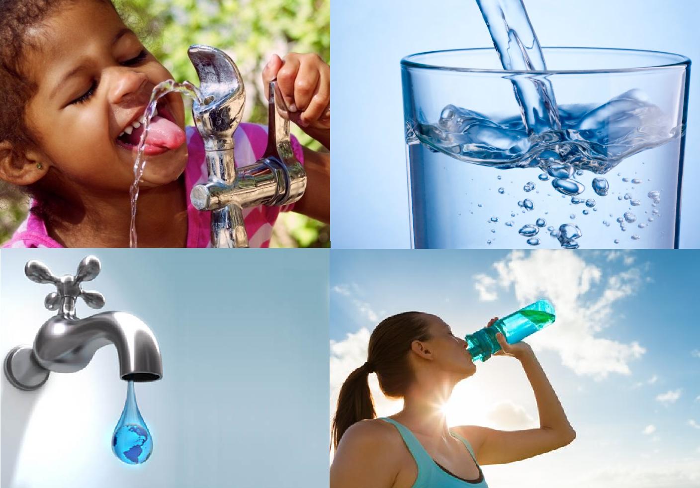 Análise de águas de consumo