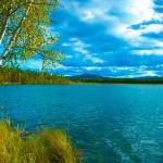 Análise de água de rio