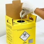 Laboratório de resíduos sólidos